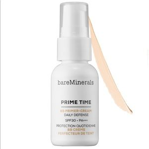 NIB bareMinerals Prime Time BB Primer-Cream